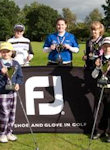 Thousands of young golfers are set for National Skills Challenge