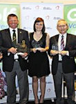 Englands wonderful golf volunteers are honoured
