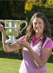 Sarah-Jane seals English title triumph with birdie