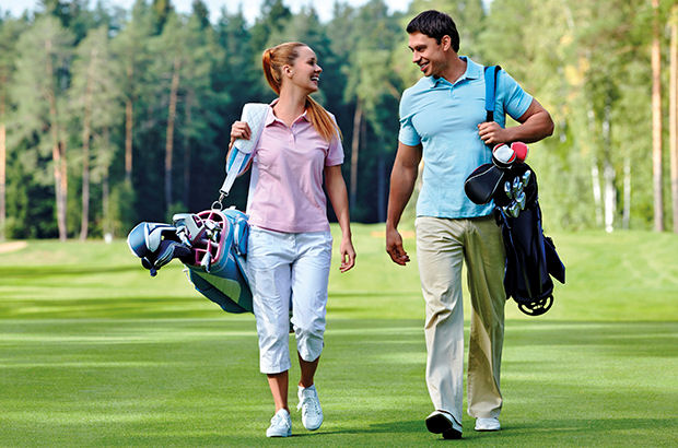 Golf clubs urged to be \'less masculine\' to attract women