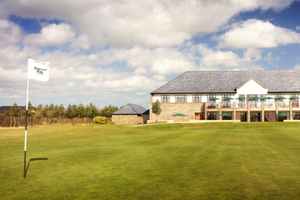Northumbrian Hills has finished the first phase of its holiday resort
