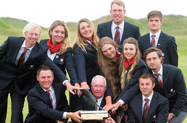 �Fantastic� victory at Burnham &Berrow continues England�s  fine record in biennial match