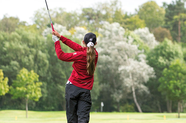 Warning issued to lady golfers
