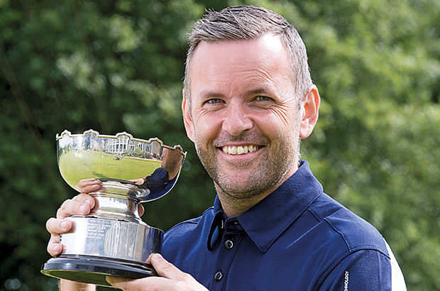New Mid-Am champion Aisbitt  is \'chuffed to bits\' with victory