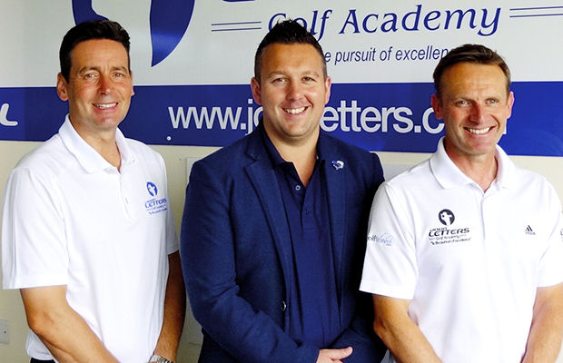 John Letters Academy receives \'Get Into Golf\' recognition