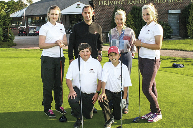 Durham club chips in for juniors