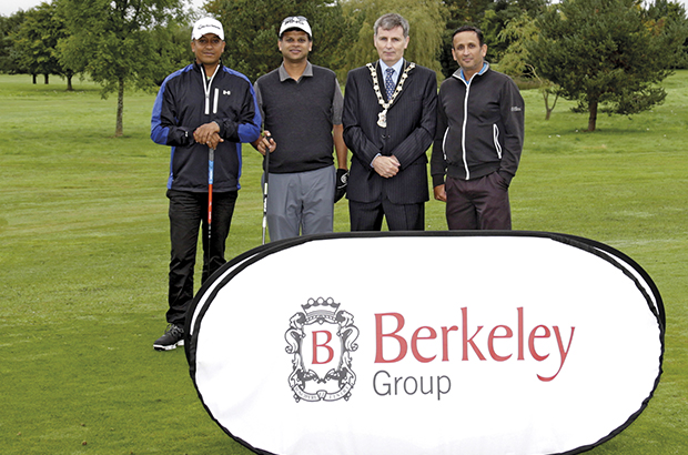 Over �4,000 raised by golf day  at South Buckinghamshire GC