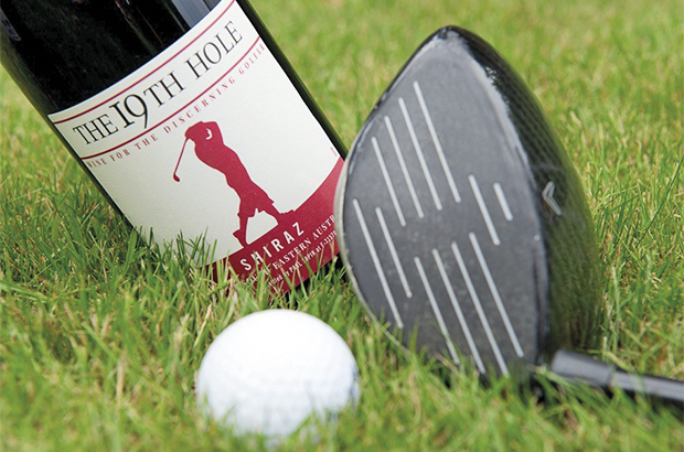 New high quality wine range for the �discerning golfer� officially unveiled