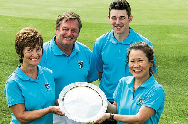 Club Team success for Whitby GC