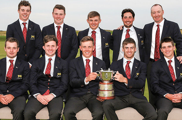 GB&I retain St Andrews Trophy