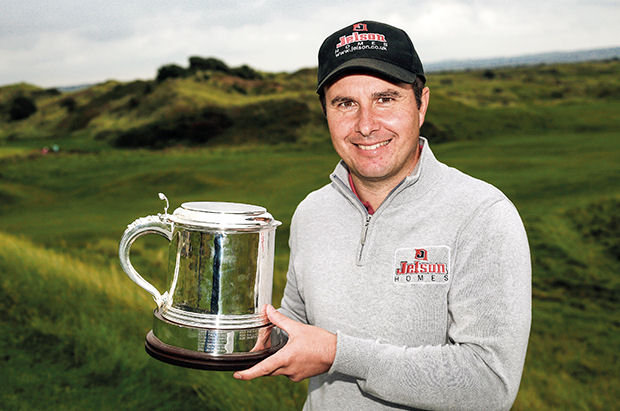 Matt puts seal on sensational season with success at Saunton