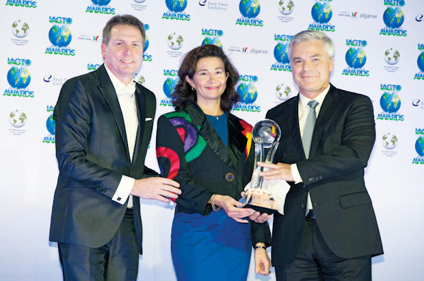 Terre Blanche and Dubai honoured