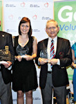 Great Volunteers Get EGP Awards