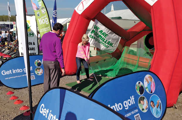 Devon Golf Month is an absolutely huge hit