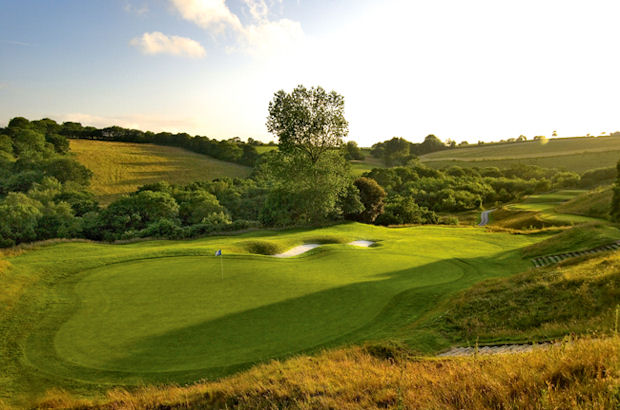 Nicklaus hails St Mellion as resort toasts 25 years