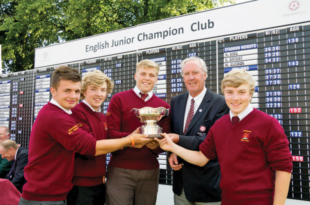 Junior Club Win For Glos