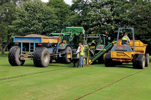Clitheroe happy with new system