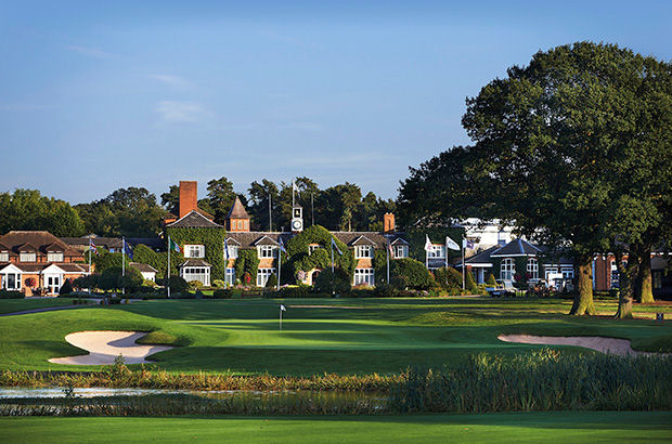 Exclusive After �26m Refurb, The New Belfry Looks To The Future