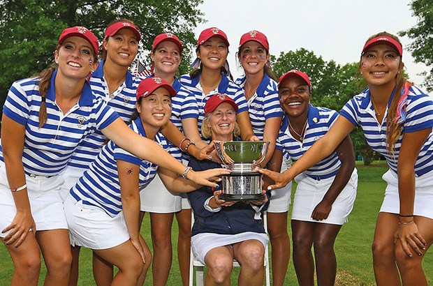 Woe for Great Britain & Ireland as USA regains Curtis Cup