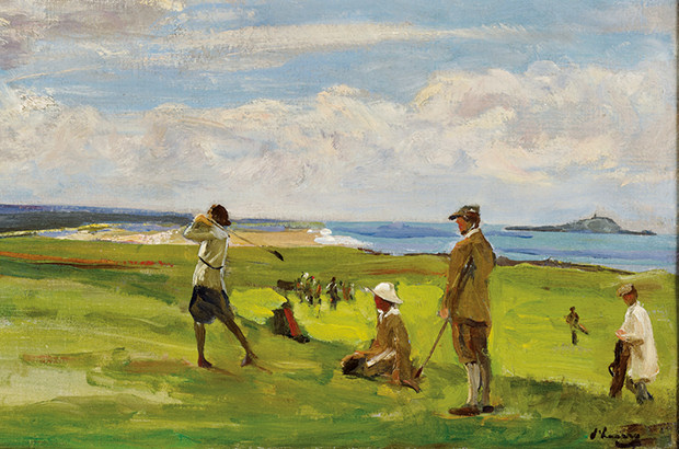 \'Art of Golf\' opens in home of golf