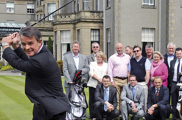 Golf tourism to the fore in Perthshire