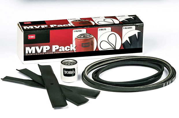 Toro MVP kits help save time and money