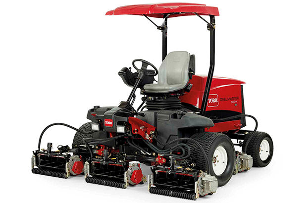 Toro goes green with new mowers