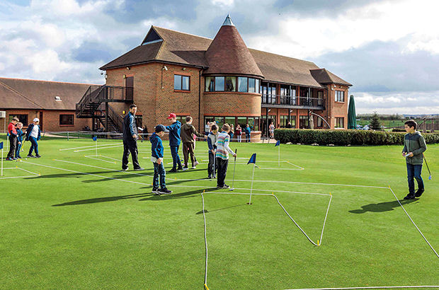 BIRCHWOOD PARK Golf and Country Club got off to a flying start when it hosted its grand re-opening earlier this month following its huge 5m investment.