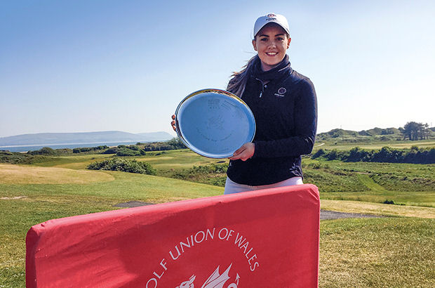 "ENGLAND international Gemma Clews romped to a five-shot victory in the Welsh Women's Open Strokeplay Championship then declared: ""It's been long overdue."""