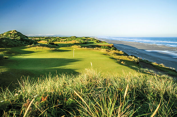 How Bandon Dunes in Oregon has firmly established itself as the United States' favourite golf resort