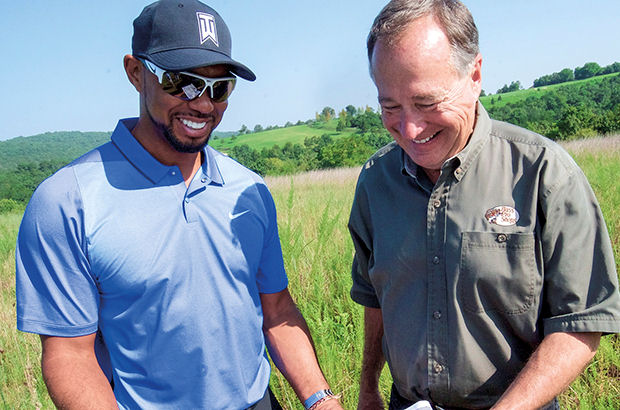 TIGER WOODS will design his first public access course in the Midwestern state of Missouri. The new track will be located at Big Cedar Lodge in Missouri's Ozark Mountains and is set to open in 2019.