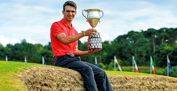 Lencart wins Boys and joins Garcia in rare 'double' club