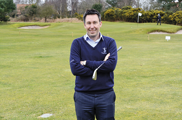 BRAD MCLEAN, general manager at Thorpeness Golf Club, in Suffolk, has overcome personal tragedy to raise more than £100,000 for sick children. McLean, from Norwich, has been fundraising since his son Stanley tragically passed away from heart complications, aged only 18 months, in 2012.