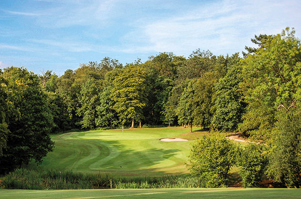 Best Hole nod for Hertford club