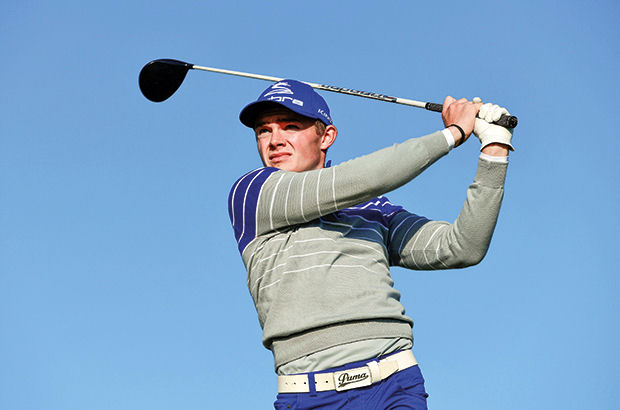 Scott heads Walker Cup contingent