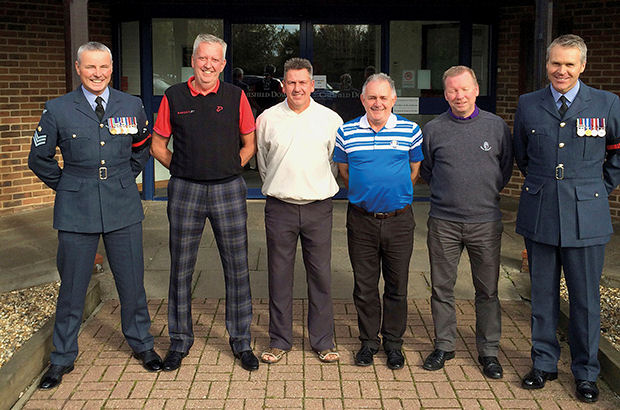 Poulter�s Dad Terry Wins Help for Heroes Golf Day