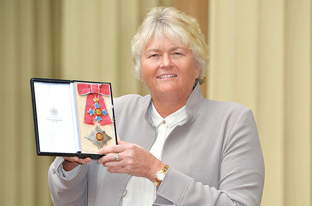 Dame Laura celebrates notable double honour