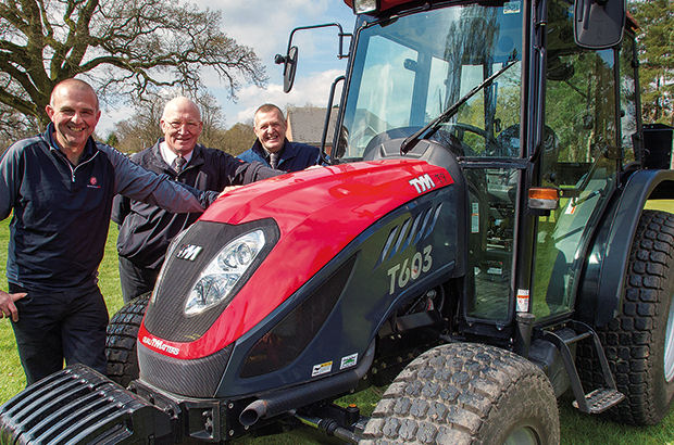 New Toro machines prove \'a real  success\' for team at Woodhall Spa