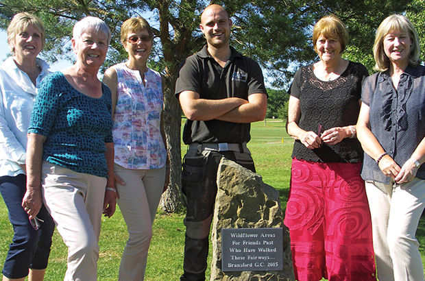 Bransford members thankful for \'wonderful\' memorial gesture