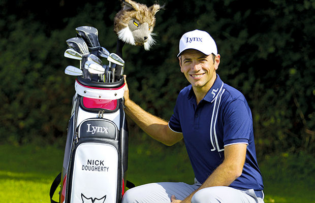 Dougherty signs with UK brand Lynx