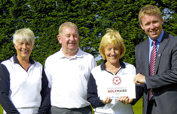 Durham club earns GolfMark award