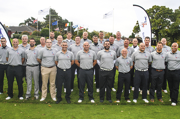 World class finish to Battle Back Championships served at Belfry