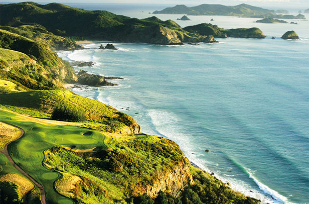 Kauri Cliffs hits impressive heights