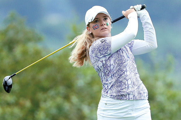 Bronte lays down the Law as GB&I win Curtis Cup in Ireland