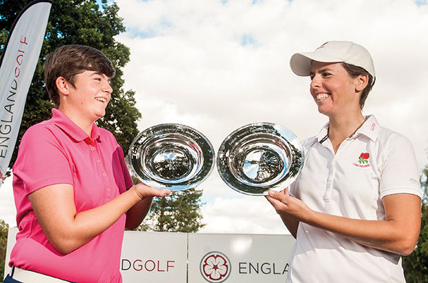 Duo to the fore at Woodhall Spa