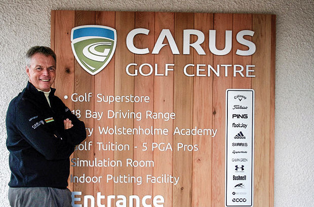 New golf centre at Carus Green