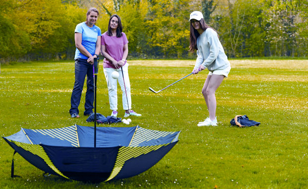 Fun Game No.1 - 'Brolly Golf'