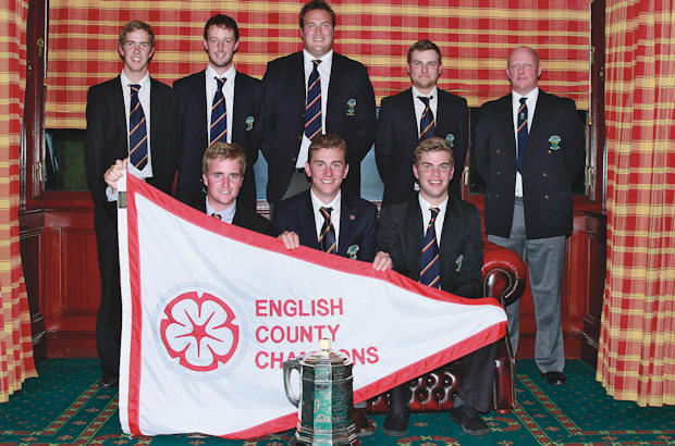 Its a Wiltshire double - Successful County Championship defence