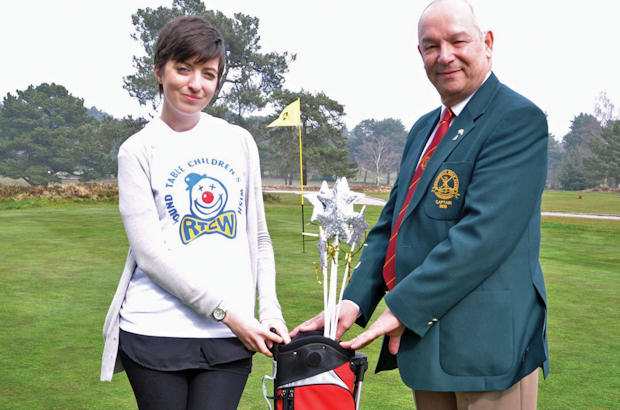 Ferndown supports major charity