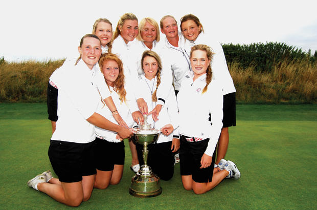 Six in a row for England in Girls\' Home Internationals